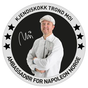 Chef Trond Moi