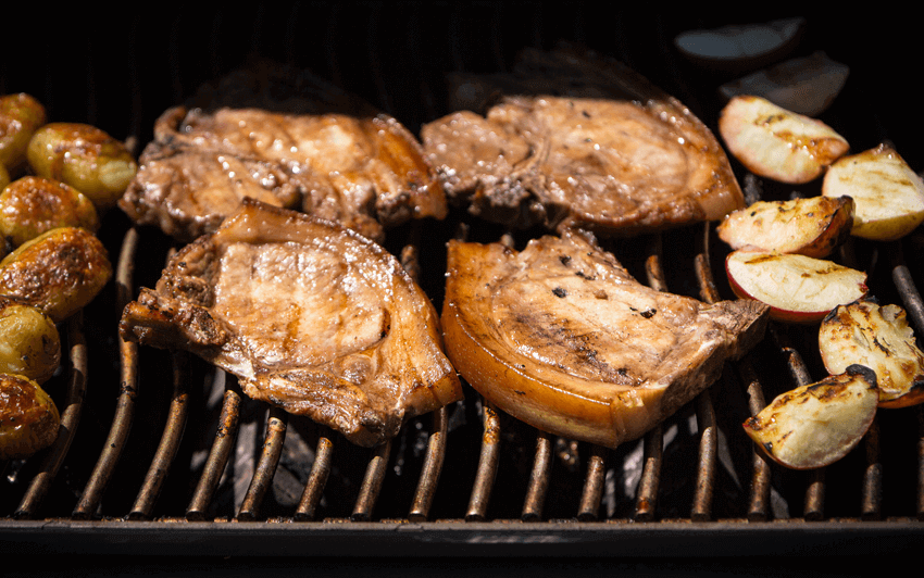 Delicious Grill Marks - Gen Taylor Recipe Video