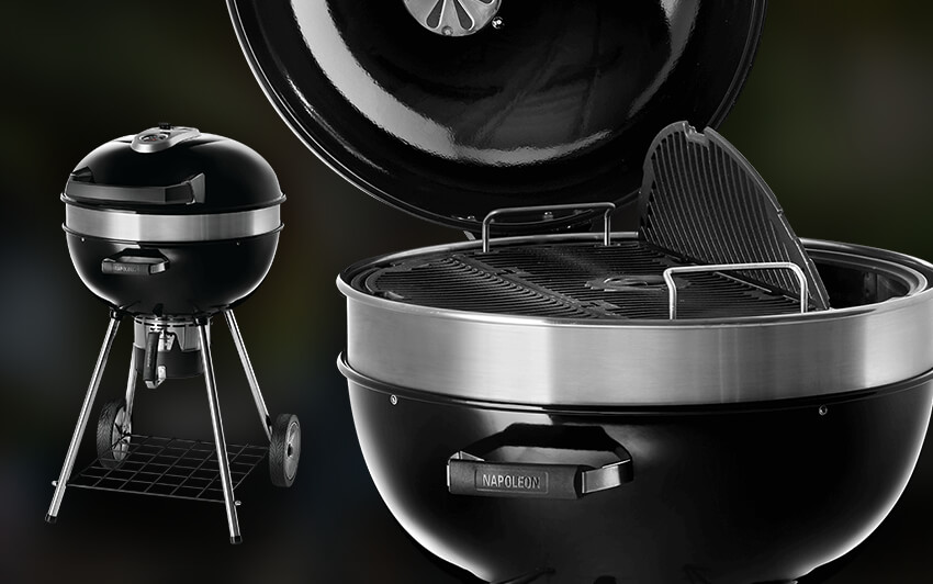 Charcoal PRO Kettle Grill