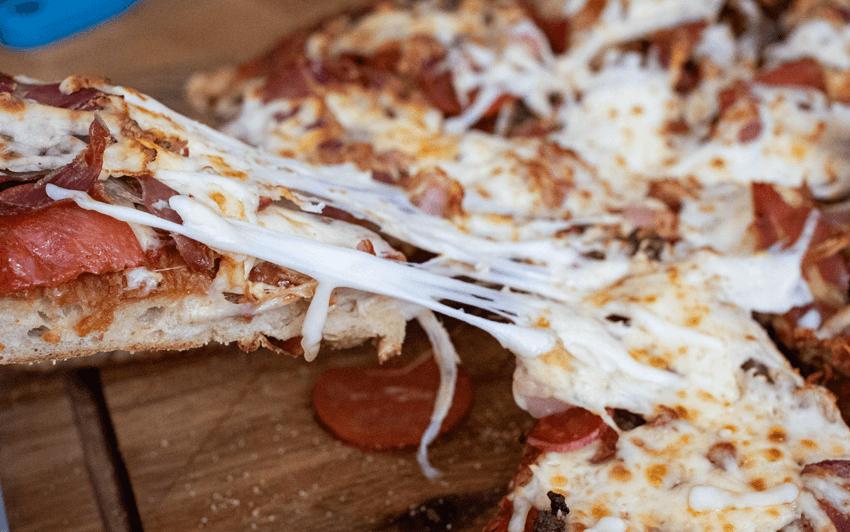 RecipeBlog - Pizza - Slice & Serve