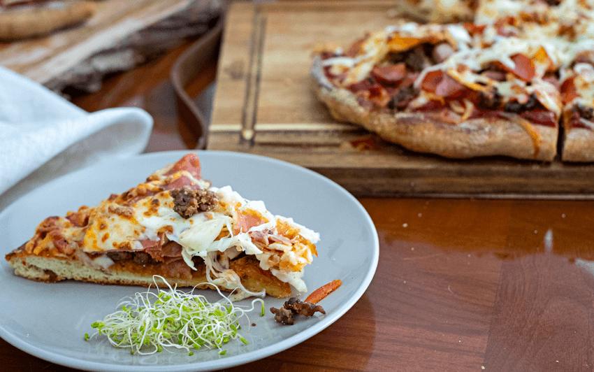 RecipeBlog - Pizza - Meat Serve