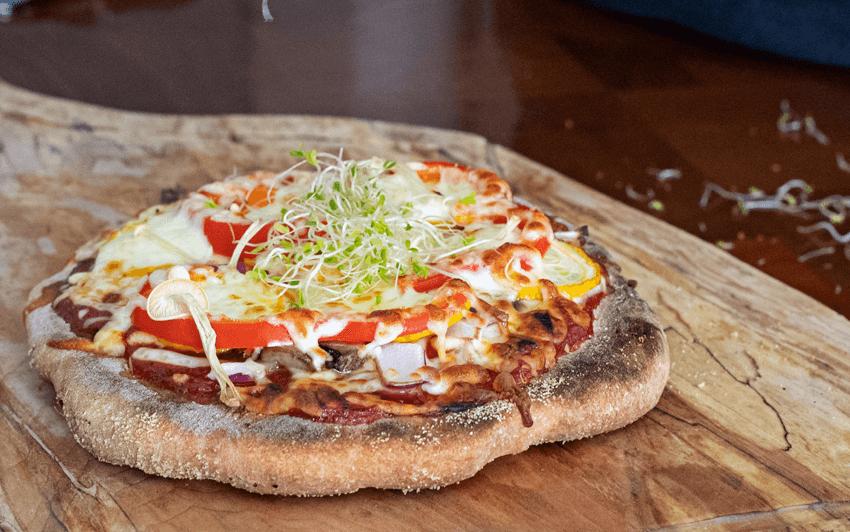 RecipeBlog - Pizza - Serve Veg1
