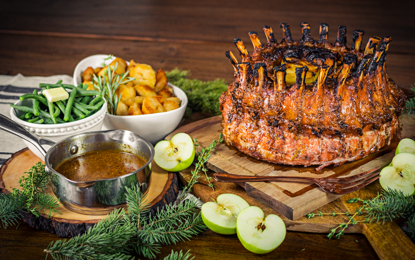 recipe Blog - Crown Roast Pork - serve2