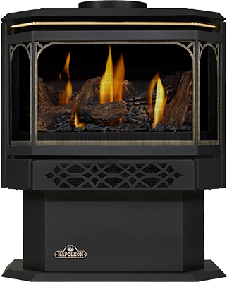 Freestanding Gas Stoves Gas Stove Fireplaces Napoleon Fireplaces