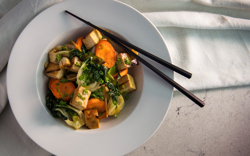 Recipe Blog - HD Recipes - Serve1 Tofu StirFry
