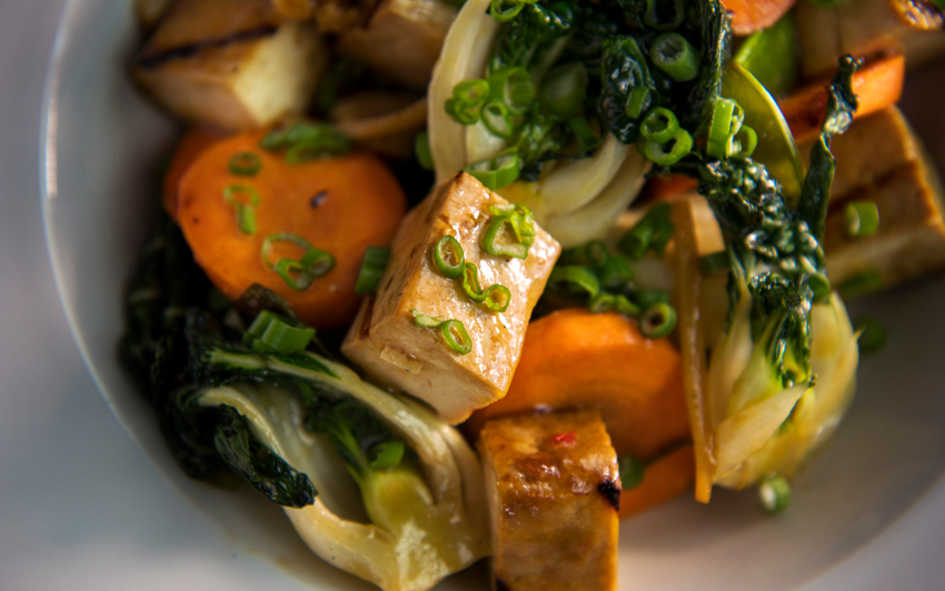 Recipe Blog - HD Recipes - Serve2 Tofu StirFry