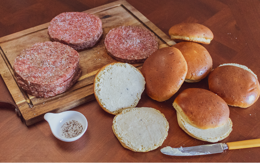 Recipe Blog - Gourmet Wagyu Burgers - Season