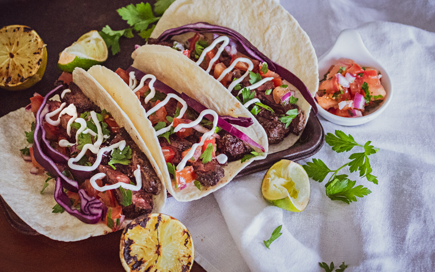 Recipe Blog - Wagyu Skirt Steak Tacos - serve2