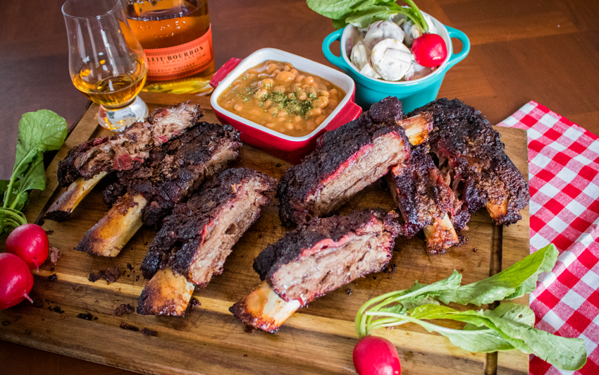 Recipe Blog - Smoked Wagyu Beef Ribs - Serve1