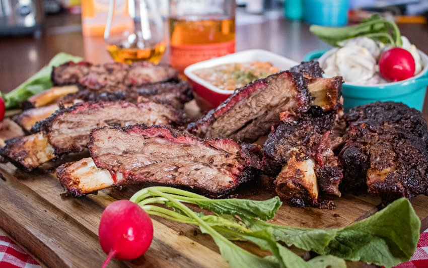 Recipe Blog - Smoked Wagyu Beef Ribs - Serve2