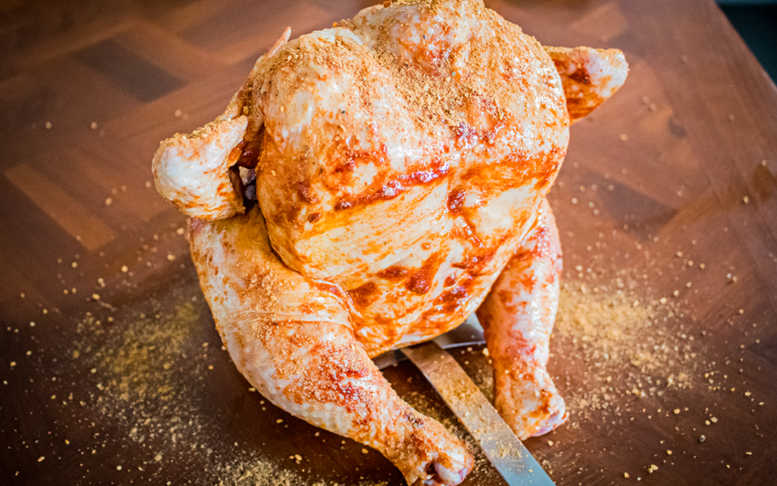 Recipe Blog - Memphis Style Beer Can Chicken - BeerCan