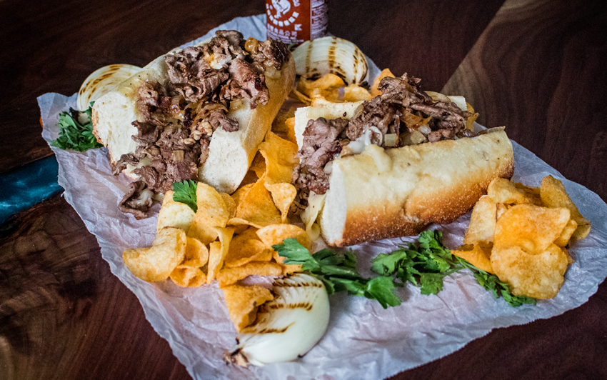 Recipe Blog - Authentic Philly Cheesesteaks - serve1