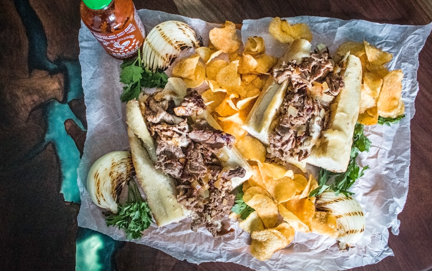 Recipe Blog - Authentic Philly Cheesesteaks - serve3