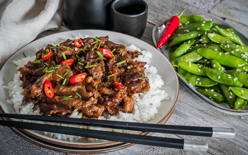 Recipe Blog - Easy Mongolian Beef - serve1