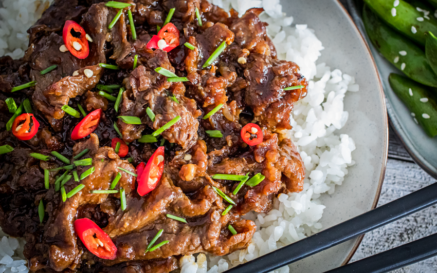 Recipe Blog - Easy Mongolian Beef - serve2