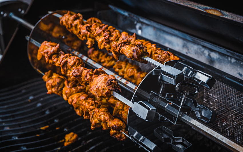 Recipe Blog - Tandoori Chicken - Grill2