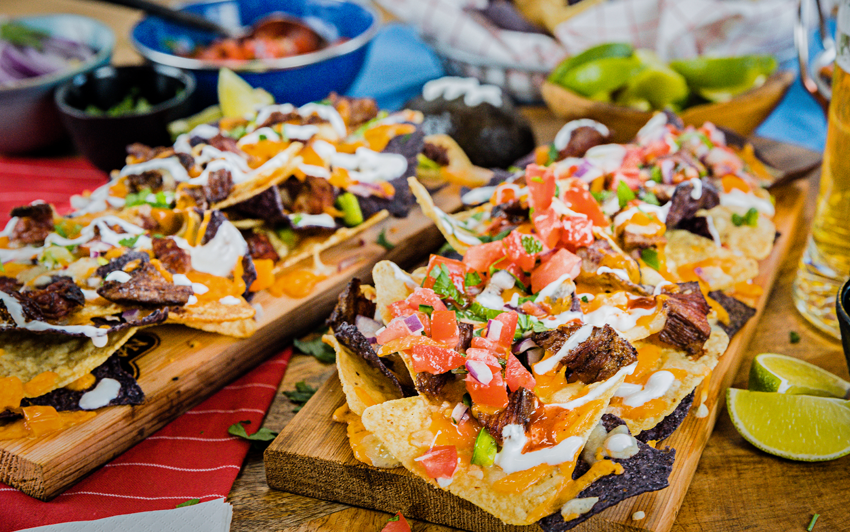 Recipe Blog - Planked Nachos - serve2