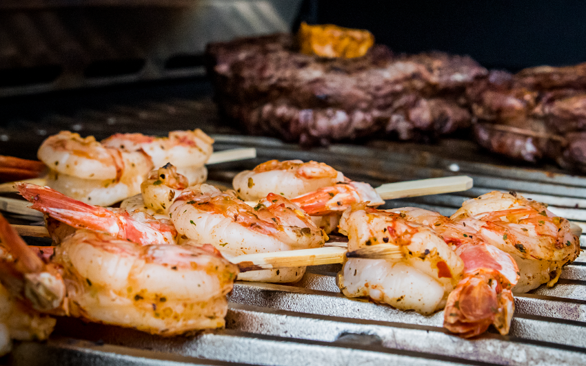 Recipe Blog - Surf N Turf - Shrimp
