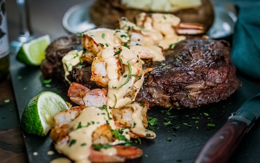 Recipe Blog - Surf N Turf - Serve2