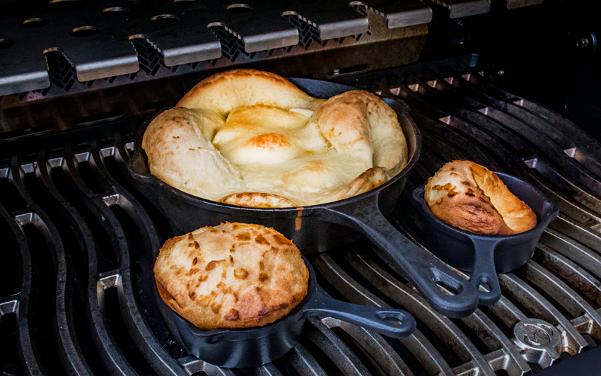 Recipe Blog - Dutch Baby - grill2