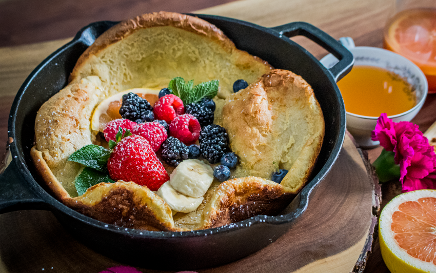 Recipe Blog - Dutch Baby - Serve2
