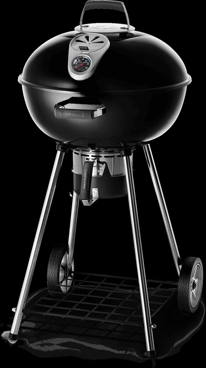 NAPOLEON PRO CHARCOAL Kettle BBQ 57