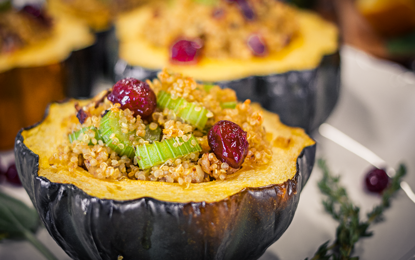 RecipeBlog - Vegan Stuffed Squash - serve1