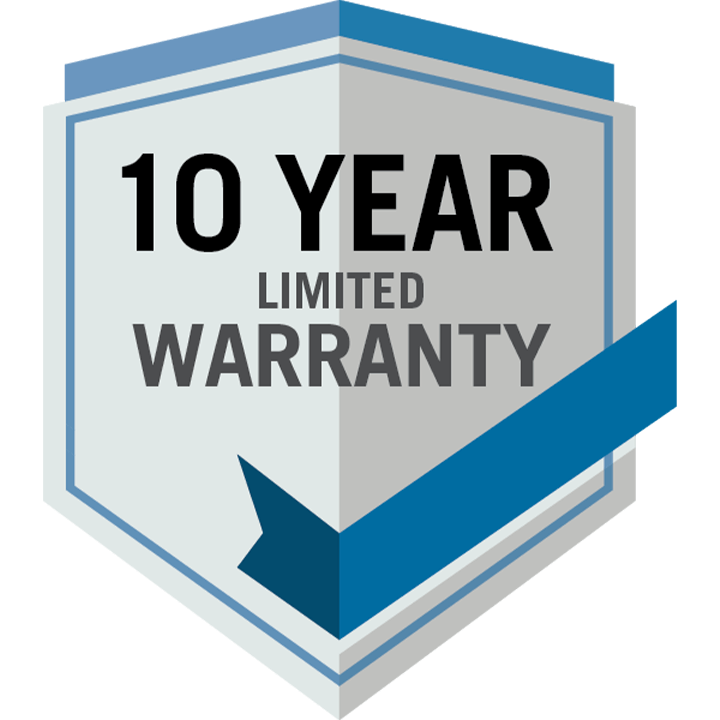 10 Year Limited Warranty | Napoleon