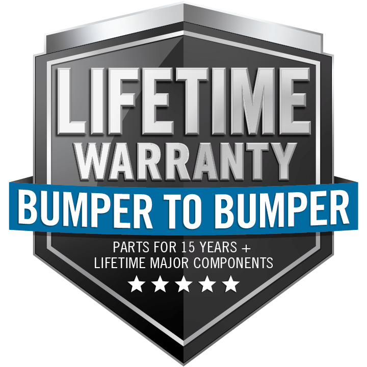 Lifetime-bumper to bumper EN