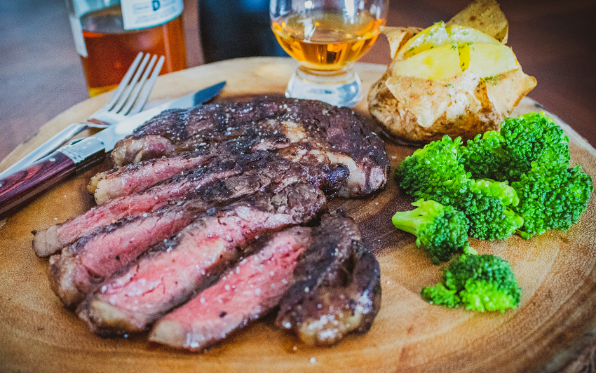 Recipe Blog - serve2 - Recipe For Grilled Canadian Wagyu Ribeye Steaks