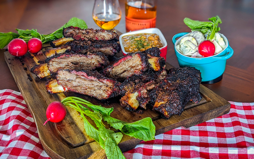 Recipe Blog - Smoked Wagyu Beef Ribs - Serve3