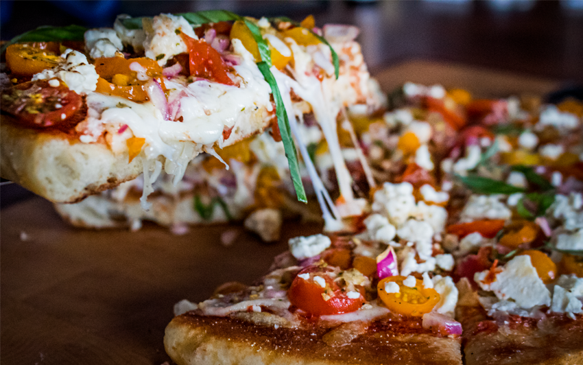 Recipe Blog - Bruschetta Pizza - Serve1