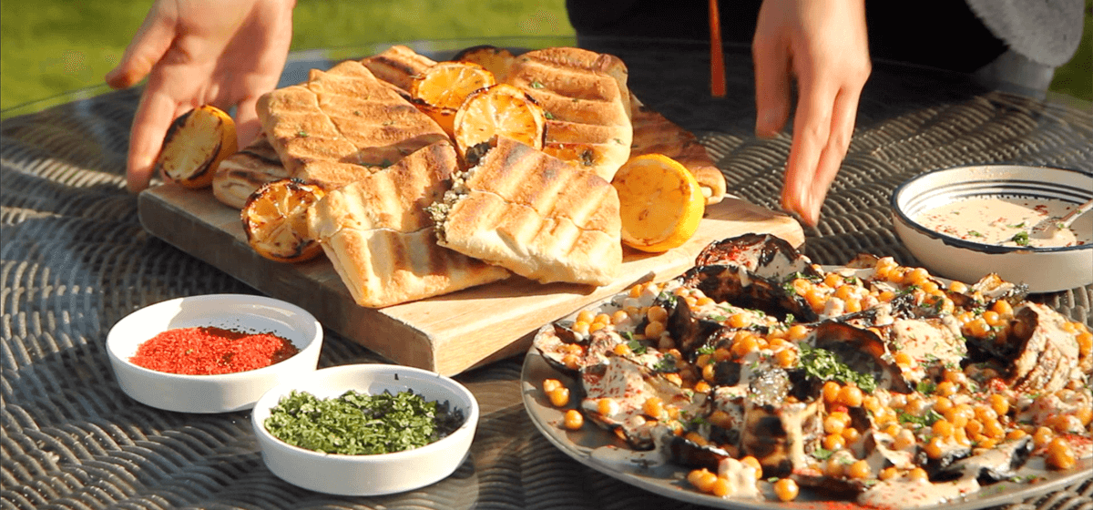 Gozleme - Turkish Stuffed Flatbreads with Feta and Spinach - Gen Taylor video recipe