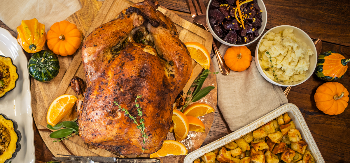 RecipeBlog - Feature - PRO605 Turkey