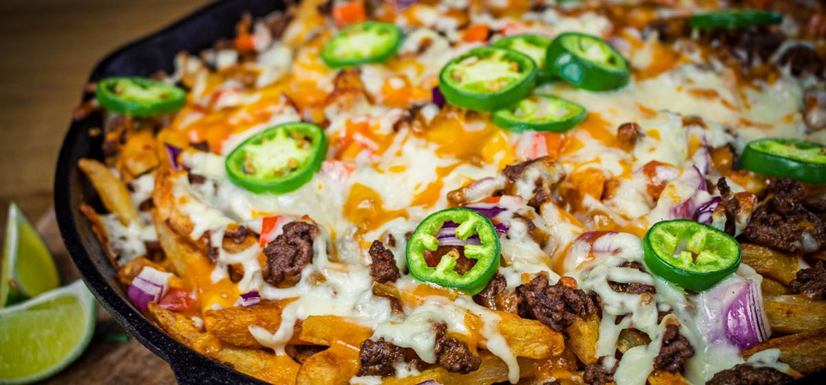 Recipe Blog - Feature - Fully Loaded Nacho Fries