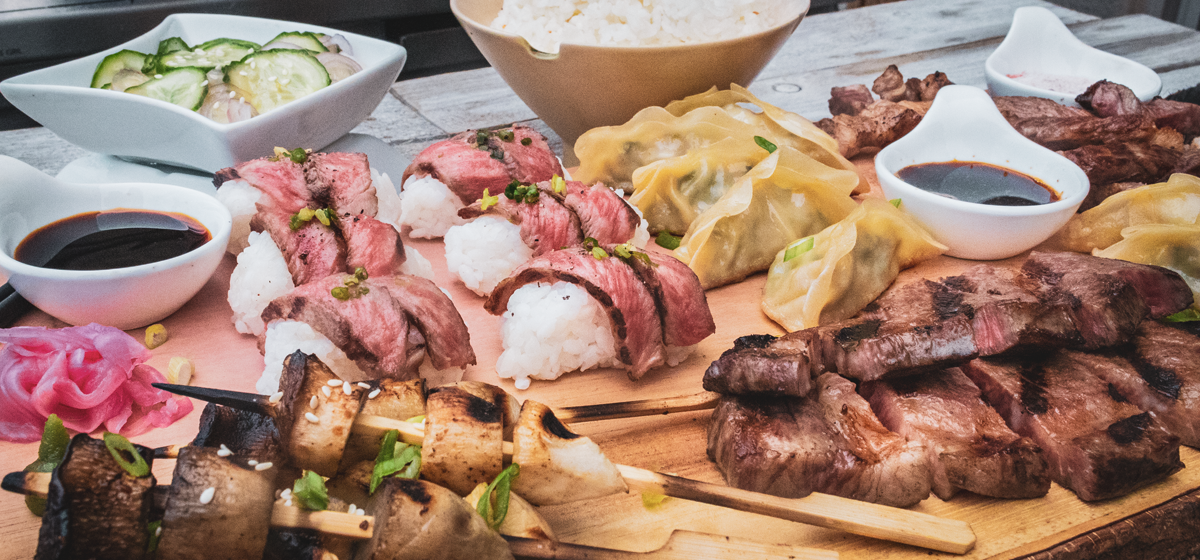 Recipe Blog - Feature - Japanese Wagyu Tasting Platter