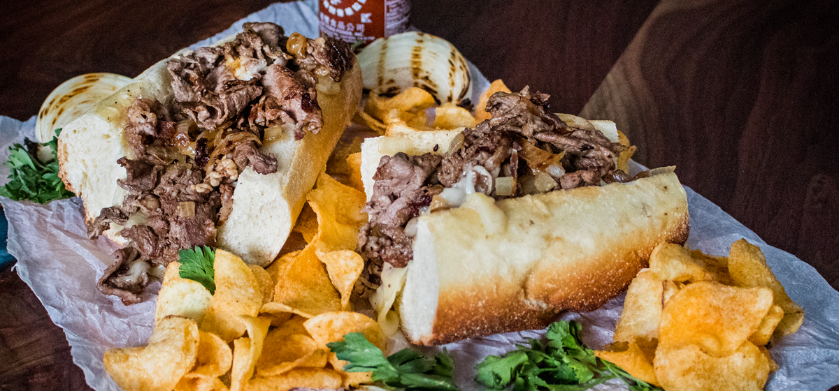 Recipe Blog - Feature - Authentic Philly Cheesesteaks