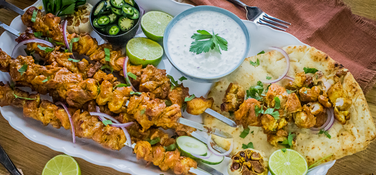 Recipe Blog - Feature - Tandoori Chicken