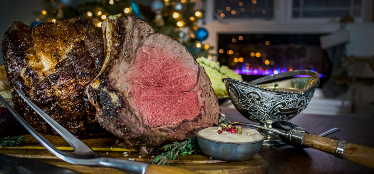Recipe Blog - Feature - Christmas Prime Rib