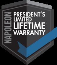 President Limited Lifetime Warranty