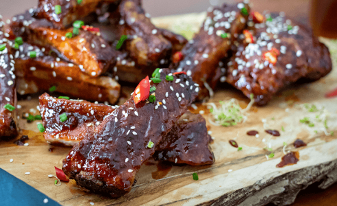 RecipeBlog - Feature - Asian Style Rotisserie Ribs