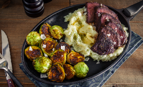 RecipeBlog - Feature - Venison Steaks