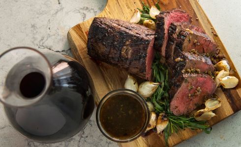 Recipe Blog - Feature - HD Recipe - Chateaubriand Recipe