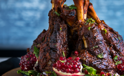 Recipe Blog - Feature - HD Recipes - BBQ Lamb Shanks Recipe