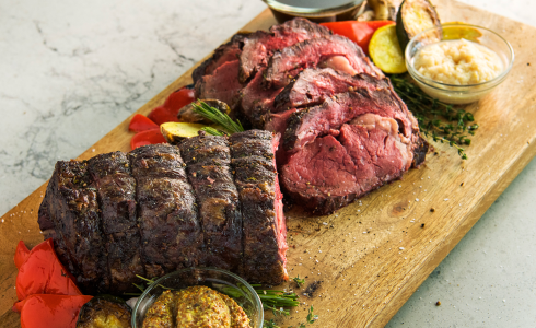 Recipe Blog - HD Recipe - Feature - Boneless Prime Rib Roast