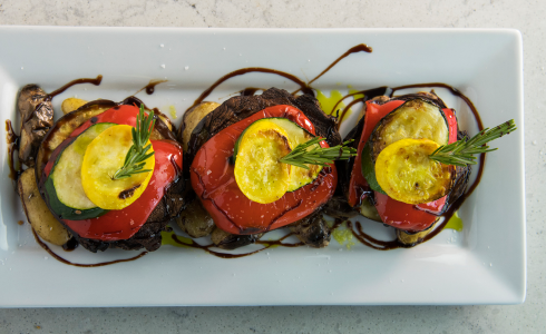 Recipe Blog - Feature - Grilled Balsamic Veggies