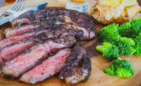 Recipe Blog - Feature - Recipe For Grilled Canadian Wagyu Ribeye Steaks