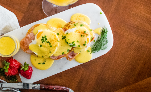 Recipe Blog - Feature - Eggs Benedict