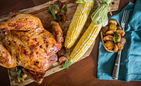 Recipe Blog - Feature - Memphis Style Beer Can Chicken