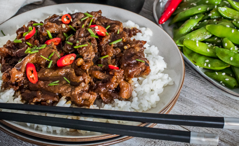Recipe Blog - Feature - Easy Mongolian Beef